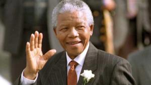 Nelson Mandela libero