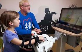 due nuovi robot per la riabilitazione motoria dei bambini