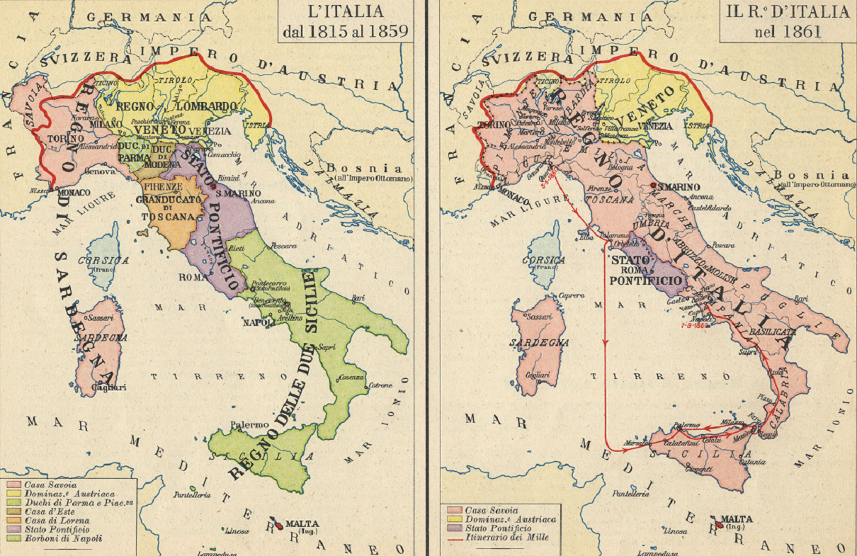 Simbolo Regno Ditalia Nasce Il Regno D Italia Felicit 224