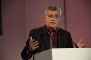 Spyros Galinos - sindaco di Lesbo