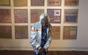 artista aborigena