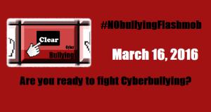 flash mob online contro il cyberbullismo