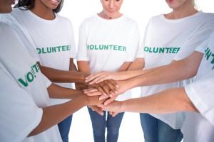 le donne nel mondo del volontariato