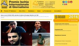 premio ischia internazionale giornalismo 2016