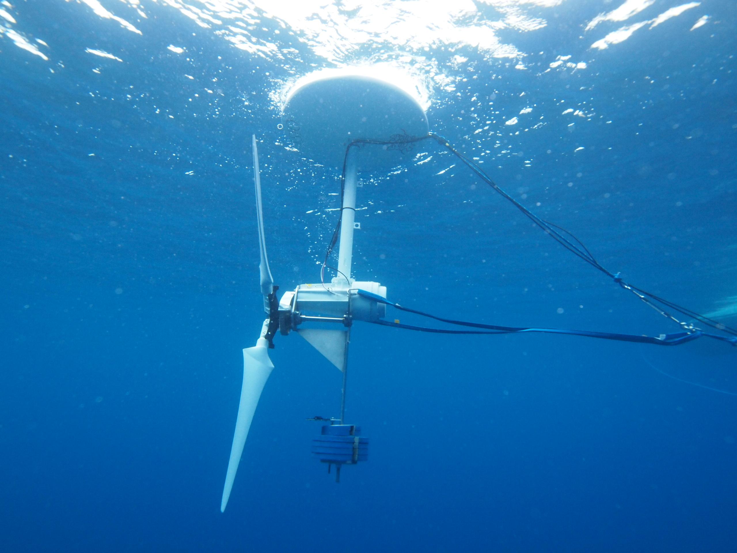 turbina oceanica