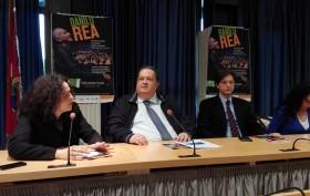 assessore Donato di Matteo presenta la proposta di legge sull'autismo