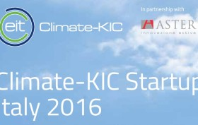 Climate-KIC Startup Accelerator Italy