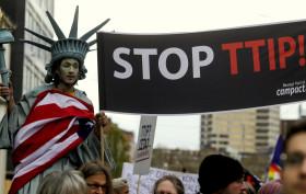 Protesta stop ttip