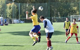 Calcio solidale in Fest 2016