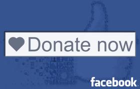 Facebook donazioni