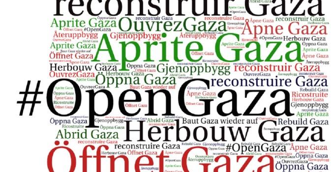 campagna #OpenGaza