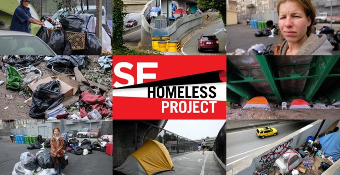 San Francisco Homeless Project