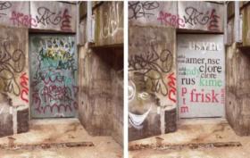 Scritte sui muri