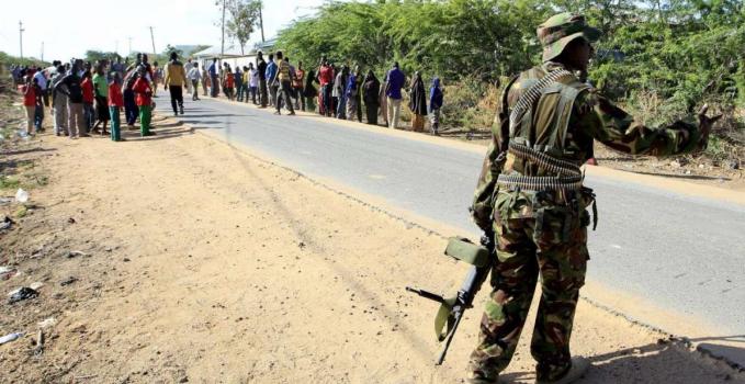 soldati Kenya