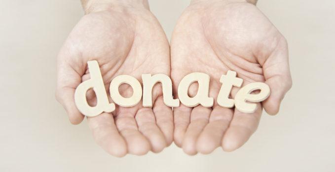 7 regole per donare