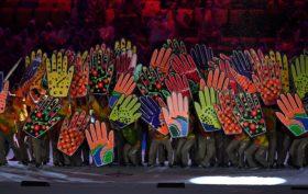 Cerimonia di chiusuCerimonia di chiusura Olimpiadi di Riora Olimpiadi di Rio