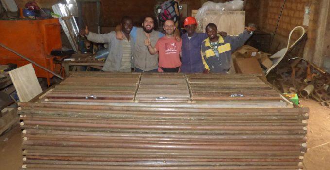 progetto spark per l'africa