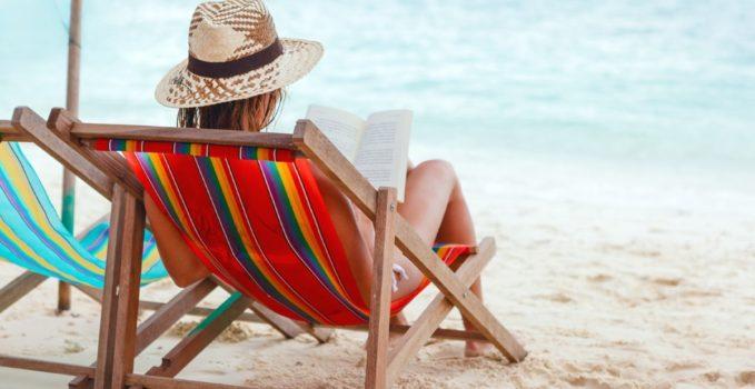 tre libri in vacanza