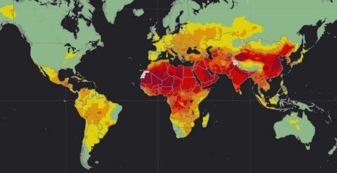 rapporto oms sulla qualità dell'aria in tremila città