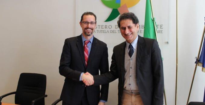 firmato protocollo d'intesa tra Italia e Nevada