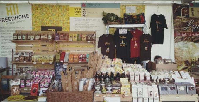 """FreedHome-Creativi Dentro"""", il primo negozio di prodotti d'eccellenza made in carcere che aprirà domani 27 ottobre in via Milano 2/C, a Torino."""