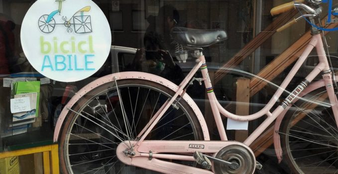"""progetto """"BiciclAbile"""""""