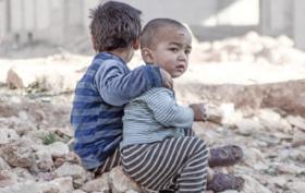 essere-bambini-in-siria