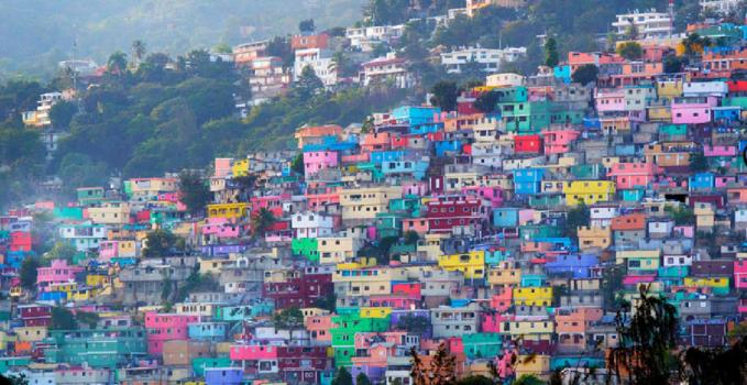 haiti-e-bidonville