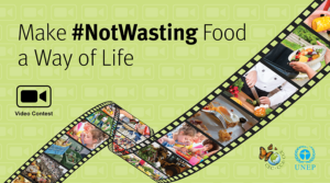 video contest #NotWasting