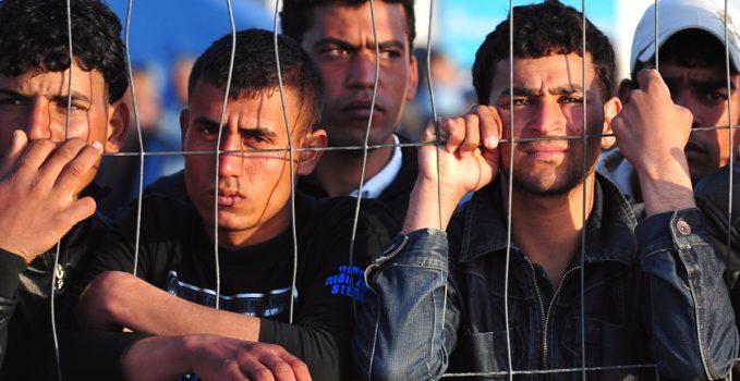 immigrati foto Alberto Pizzotti