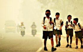 300 milioni di bambini respirano aria inquinata