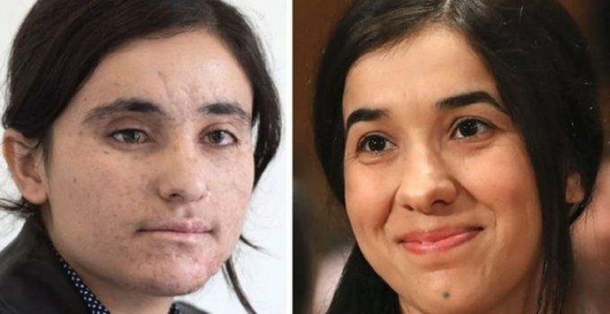Nadia Murad e Lamiya Aji Bashar