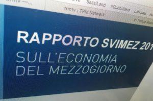 Rapporto SVIMEZ 2016