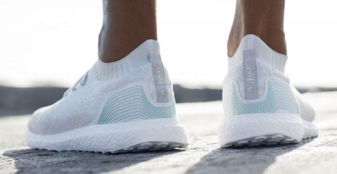 Dai rifiuti degli oceani nascono le nuove scarpe da ginnastica Adidas