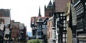 La città più accessibile d'Europa è Chester