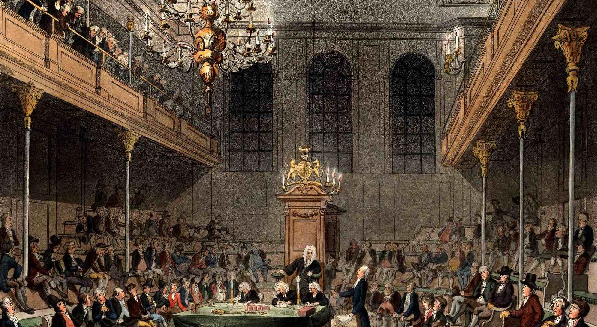 Il parlamento inglese approva la carta dei diritti for Concorsi parlamento italiano 2017