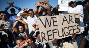 in attesa del natale migranti