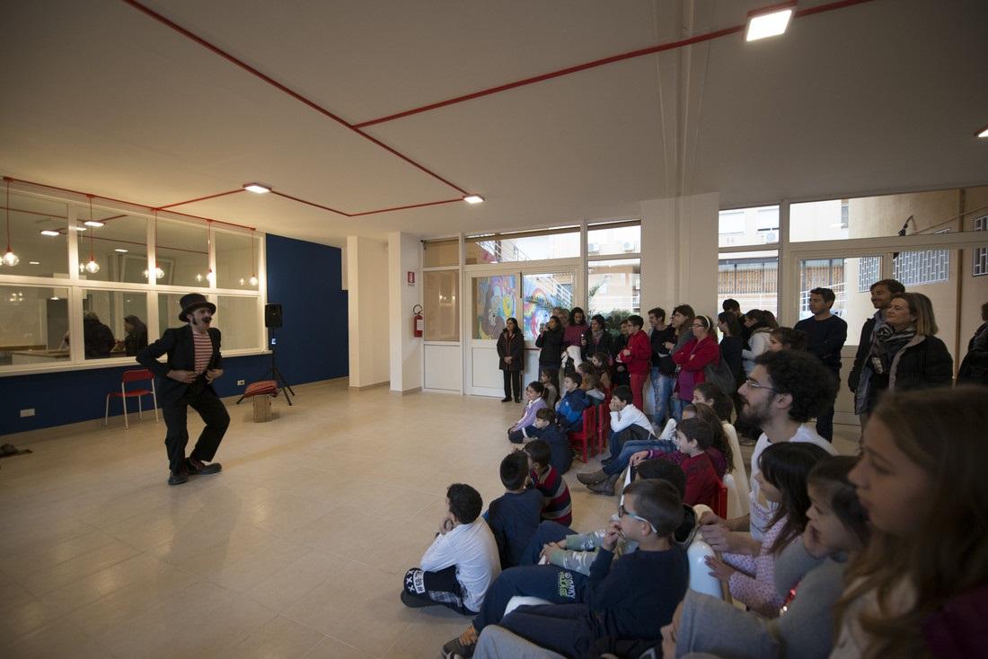 A Palermo apre il nuovo Punto Luce di Save the Children