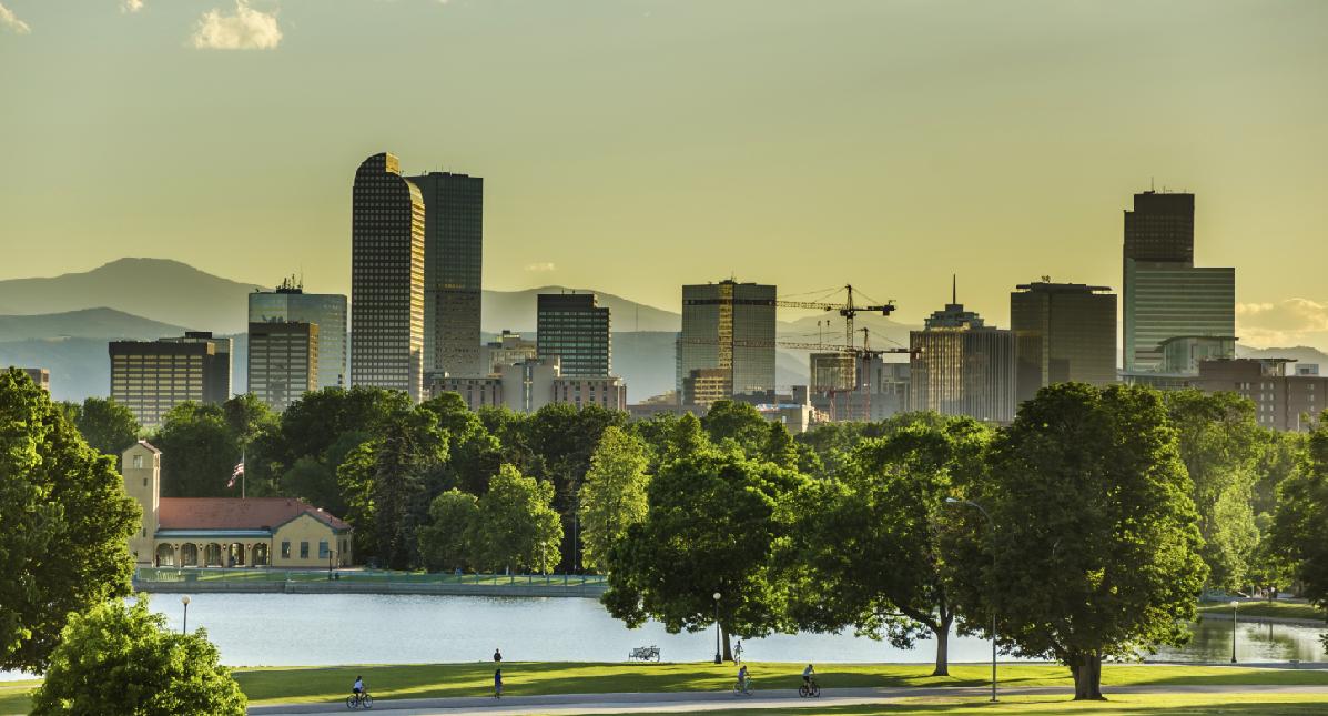 Denver ecologica