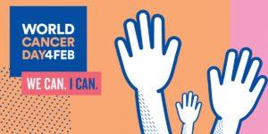 We can. I can è lo slogan della Giornata mondiale contro il cancro