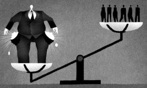 ricchezza e povertà
