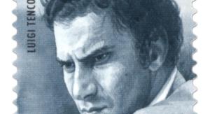 Un francobollo per Luigi Tenco