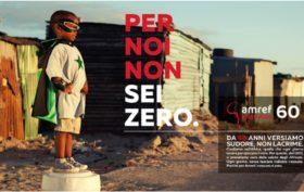 Per noi non sei Zero: la campagna di Amref per raccontare l'Africa