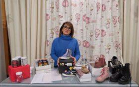 A Rimini Piedini Outlet rottama scarpe usate da donare ai bisognosi