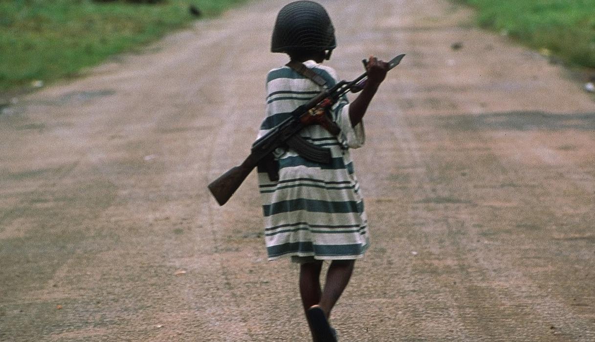 Unicef e bambini soldato