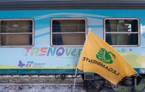 Economia circolare: al via il Treno Verde 2017