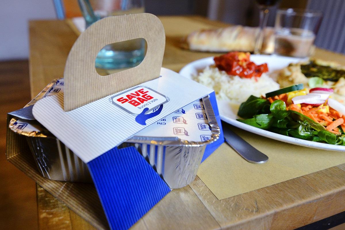 Evviva la vaschetta antisprechi Save Bag!