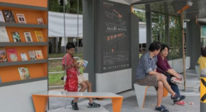 Singapore bookcrossing
