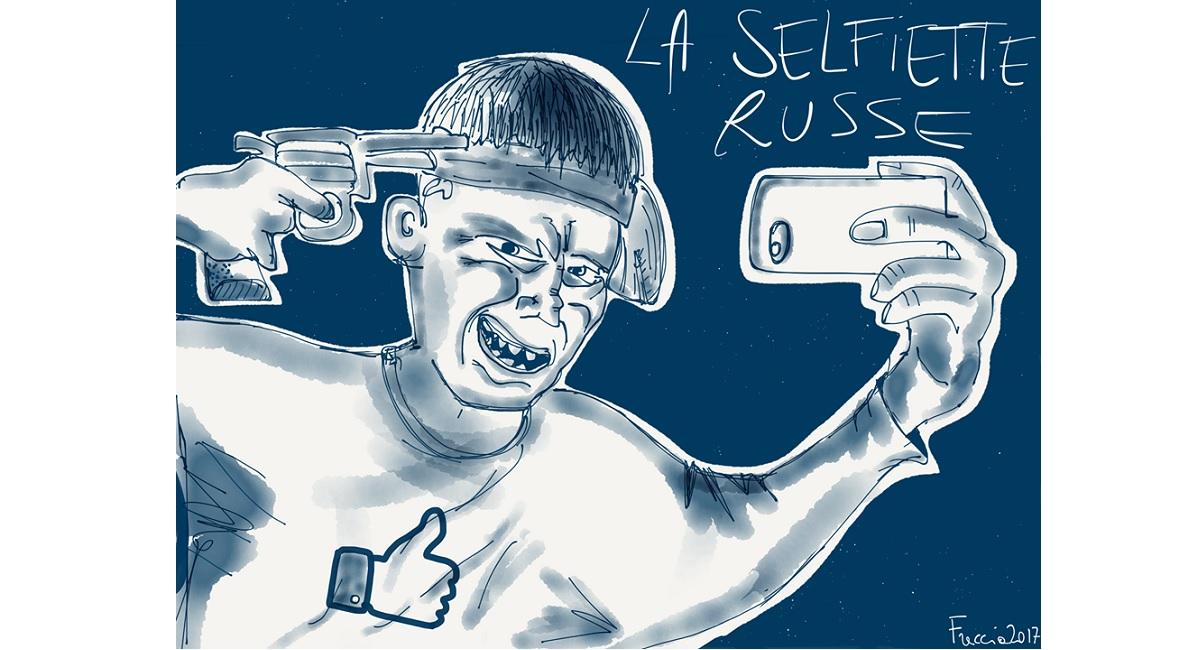 freccia selfiette russe