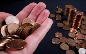stop monete 1 e 2 centesimi